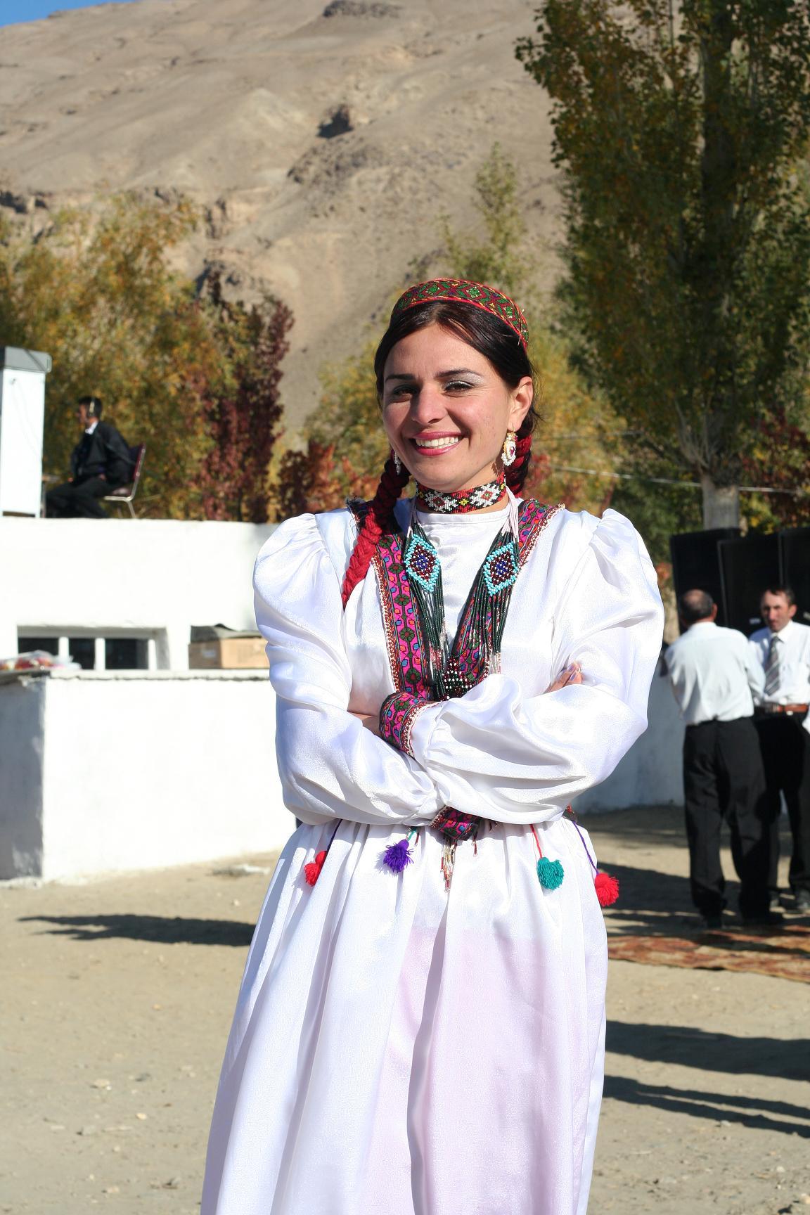 Revival of traditional dress in Badakhshan mirrors shifting ...
