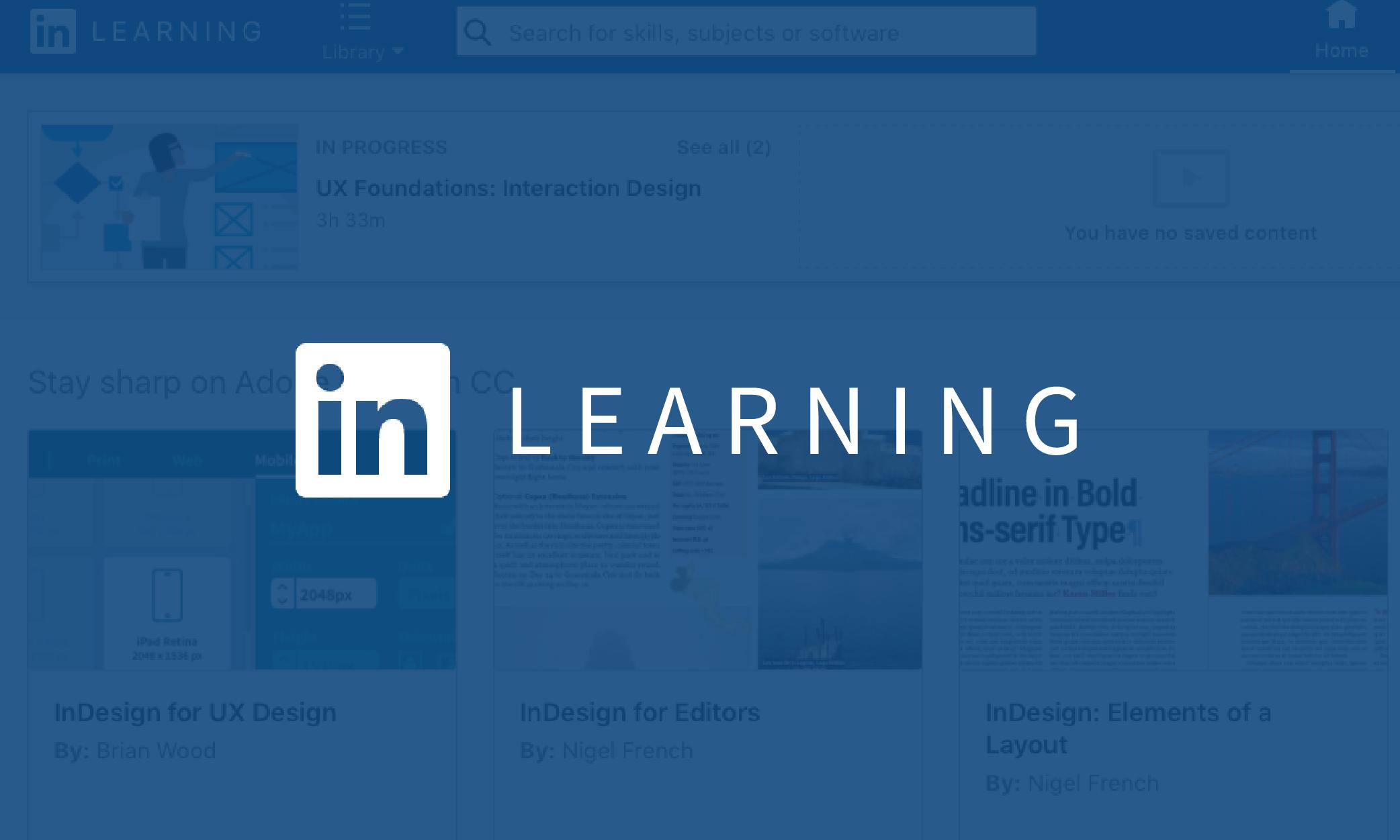 linkedin learning | the.ismaili