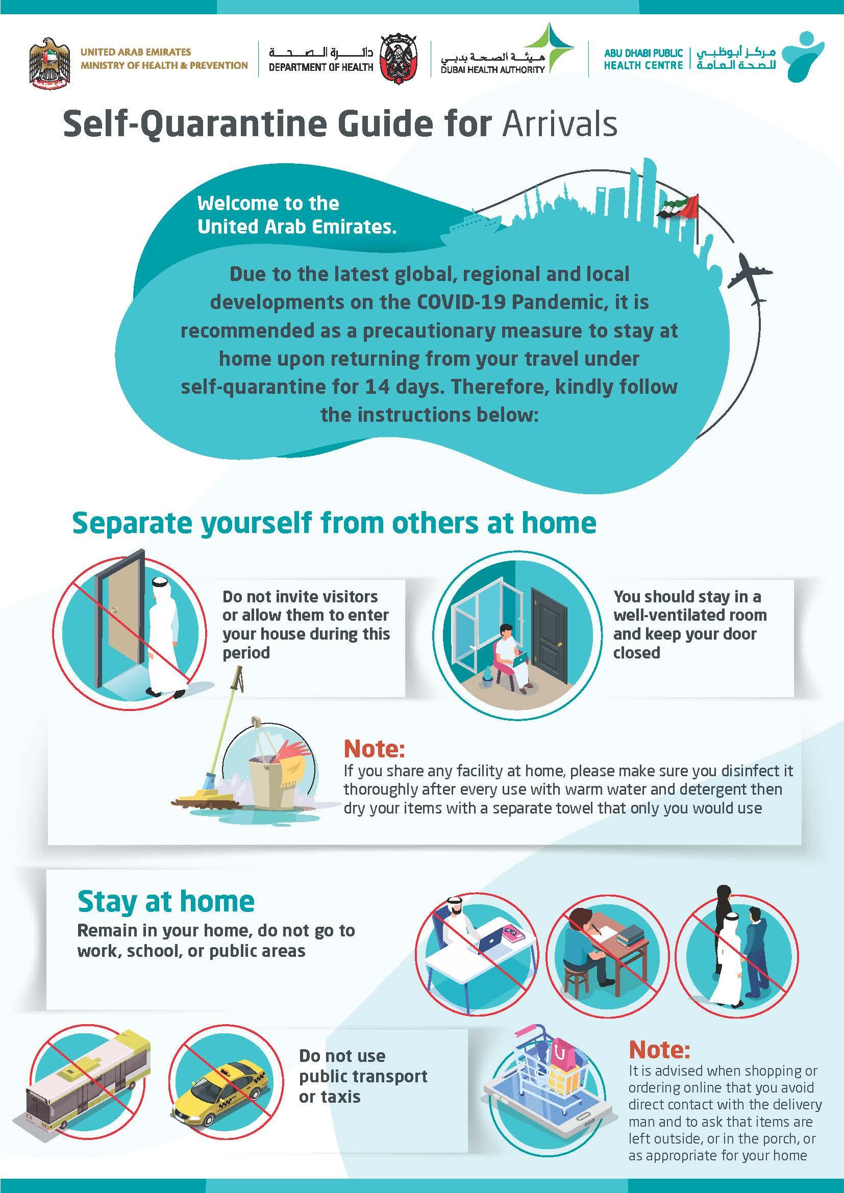 Self-Quarantine Guide