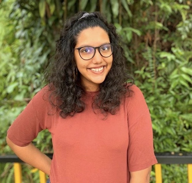 Inarah, aged 14, was selected to participate in a seven-month Junior Writers Programme, headed by the journalist, writer, and editor Brigitte Rozario.