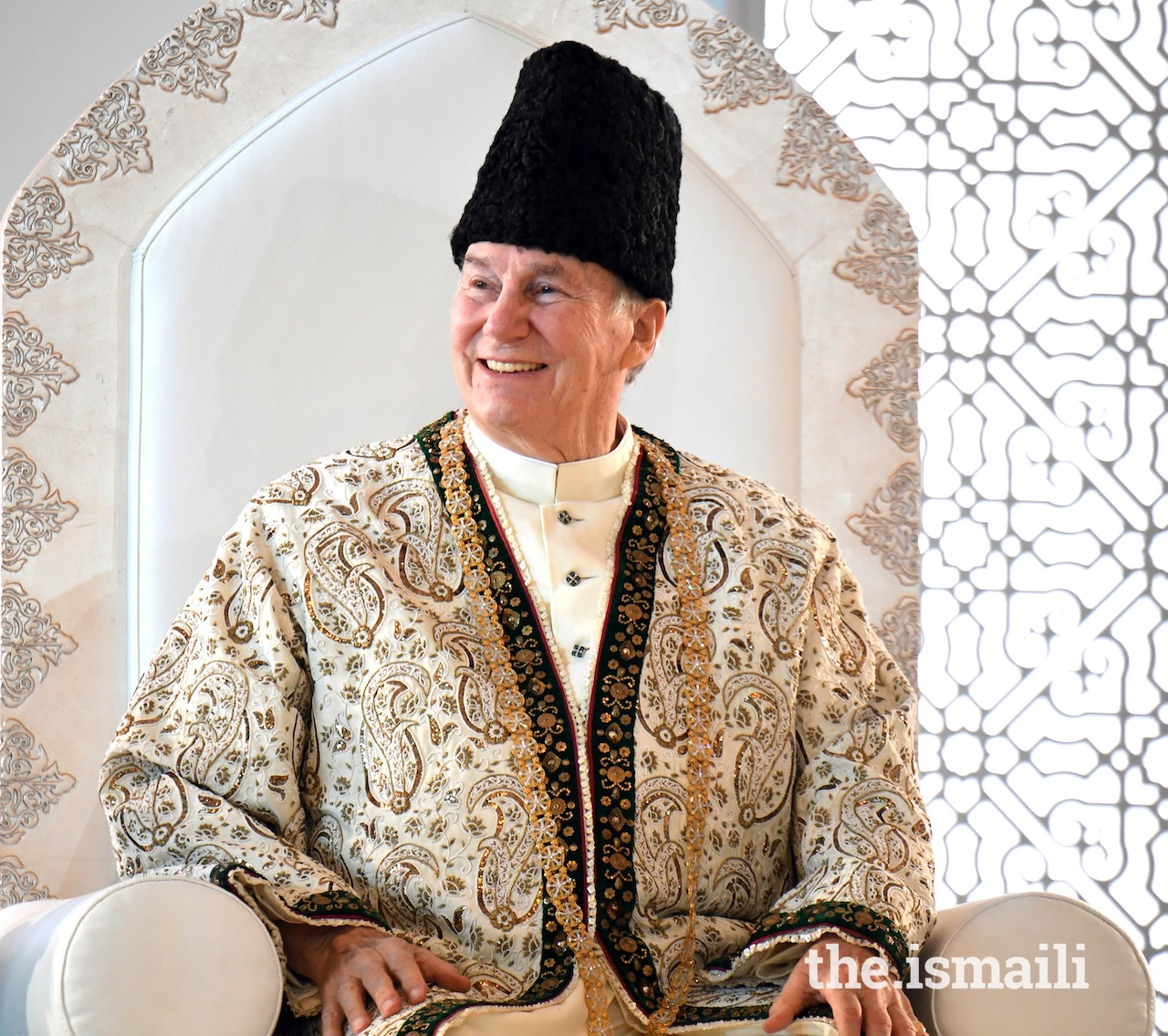 Mawlana Hazar Imam