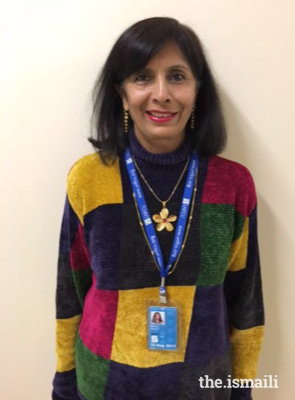 Shenaz Nagji has had a 38-year-long career at the UN, and has seen its evolution over time.