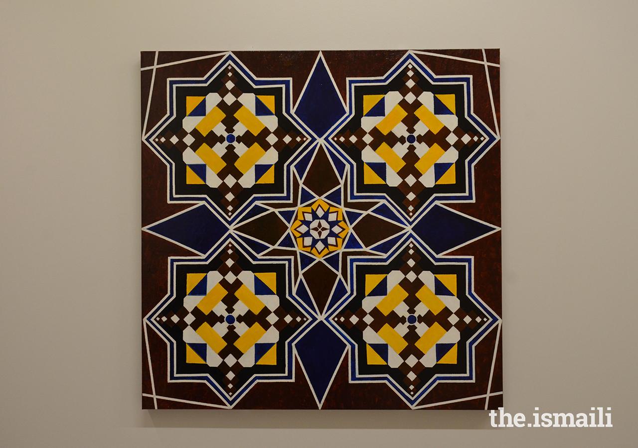 """""""Charbagh"""" by Muniza Ali"""