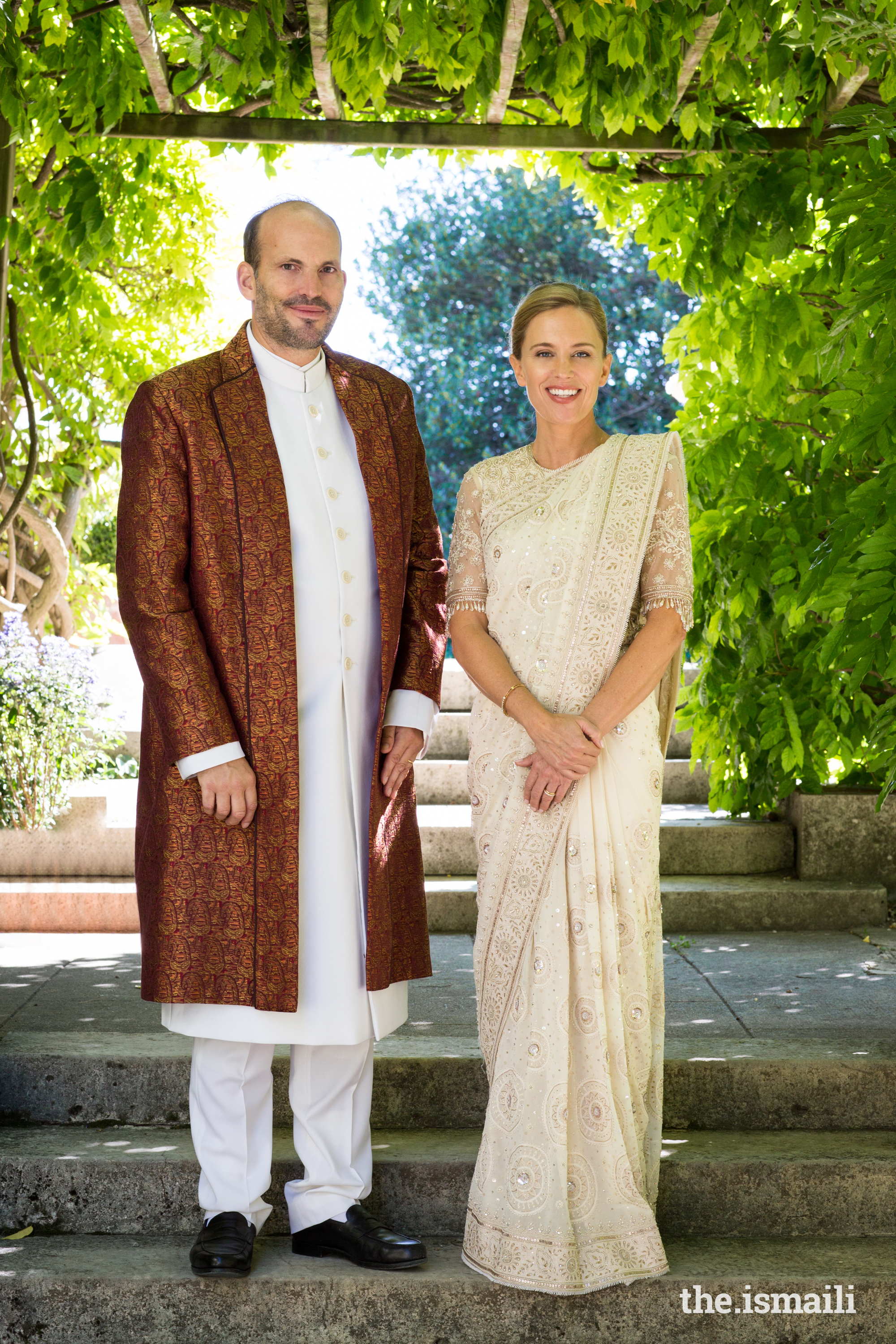 Prince Hussain and Princess Fareen were married on 29 September 2019 in Geneva, Switzerland.