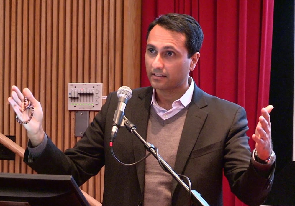 Dr Eboo Patel is the founder and president of Interfaith Youth Core (IFYC), a nonprofit organisation based in Chicago that prepares youth to become interfaith leaders in a changing environment.