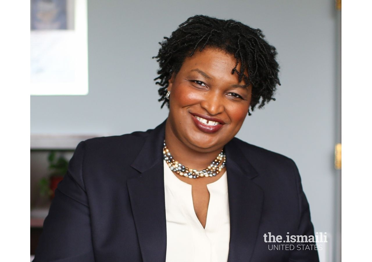 Ms. Stacey Abrams