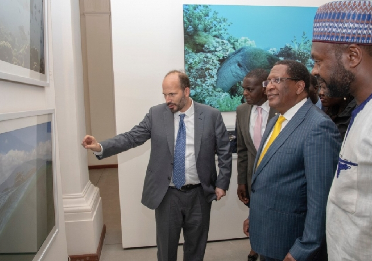 Looking back at Prince Hussain Aga Khan's work on World Oceans Day