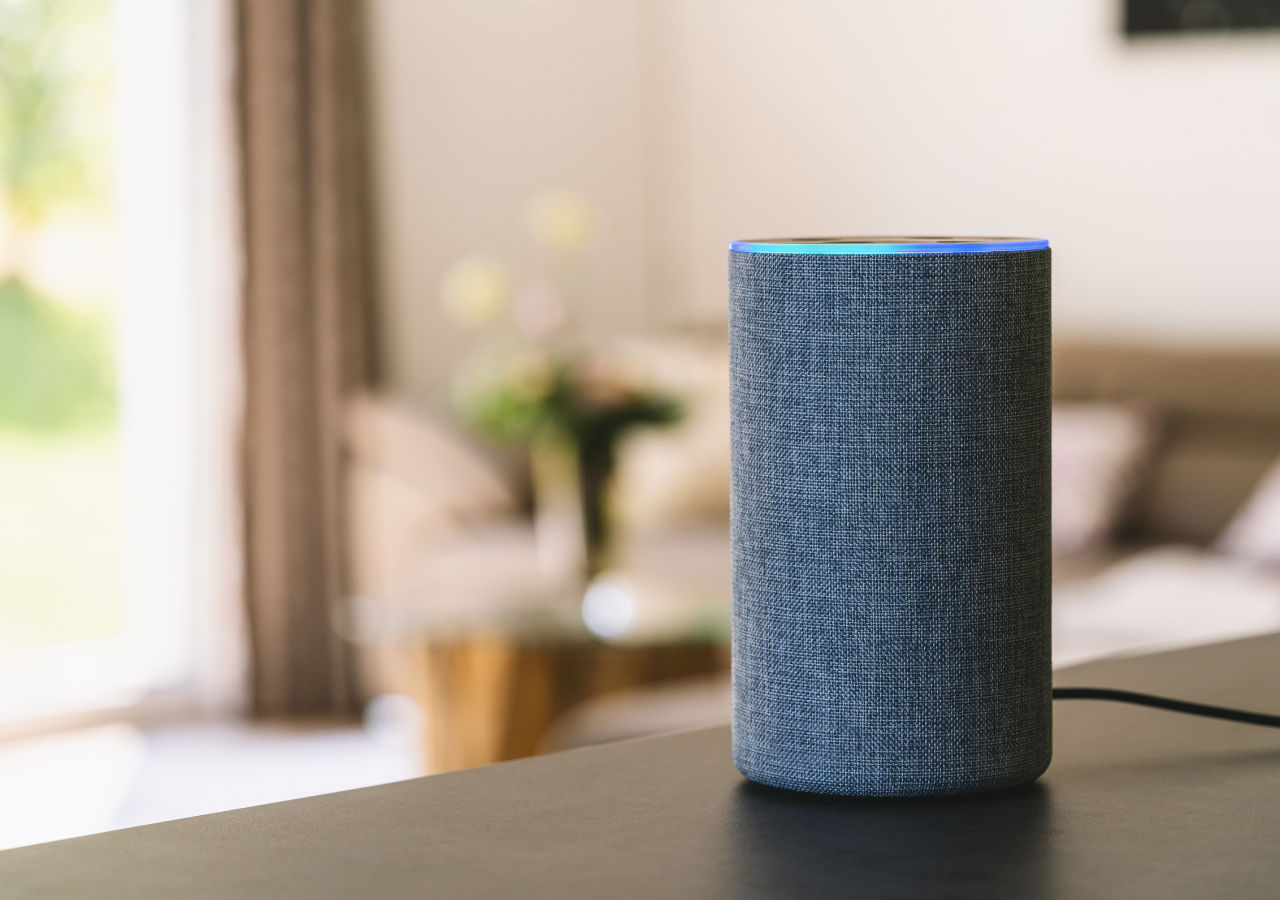 """Karim Kaba created """"Technology4Seniors,"""" a non-profit organisation that uses voice-assistant technology to help seniors connect with their families and friends, as well as access entertainment such as TV shows, devotional poetry, and music."""
