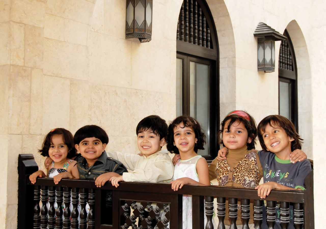 The Aga Khan Early Learning Centre, based at the Ismaili Centre, Dubai, provides a broad, holistic early childhood education that follows the highest international standards of excellence.