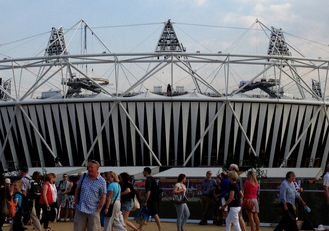 A centrepiece of the 2012 Games, London's iconic Olympic Stadium will welcome 80 000 spectators for tonight's opening ceremonies.