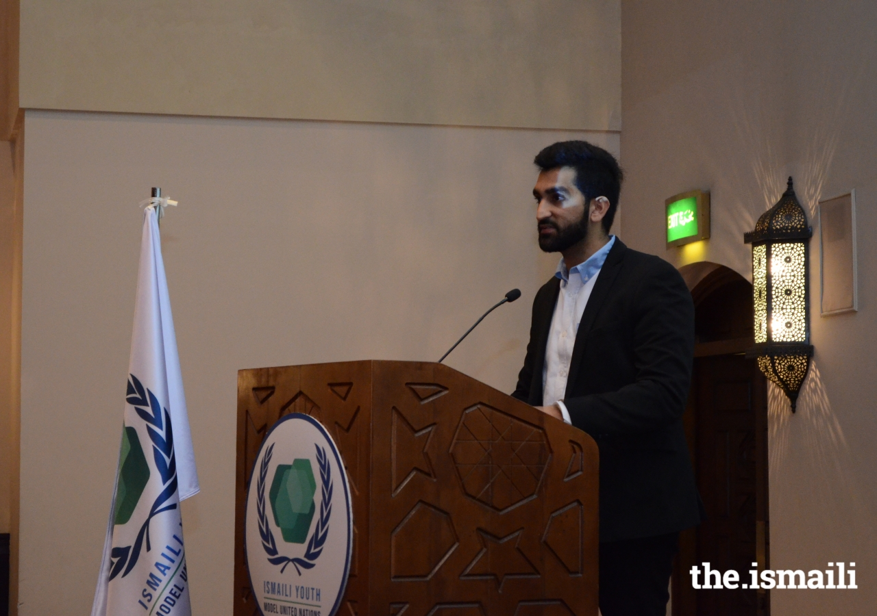 IYMUN team member, Adil Rashid explains the application and selection process for IYMUN Student Officers