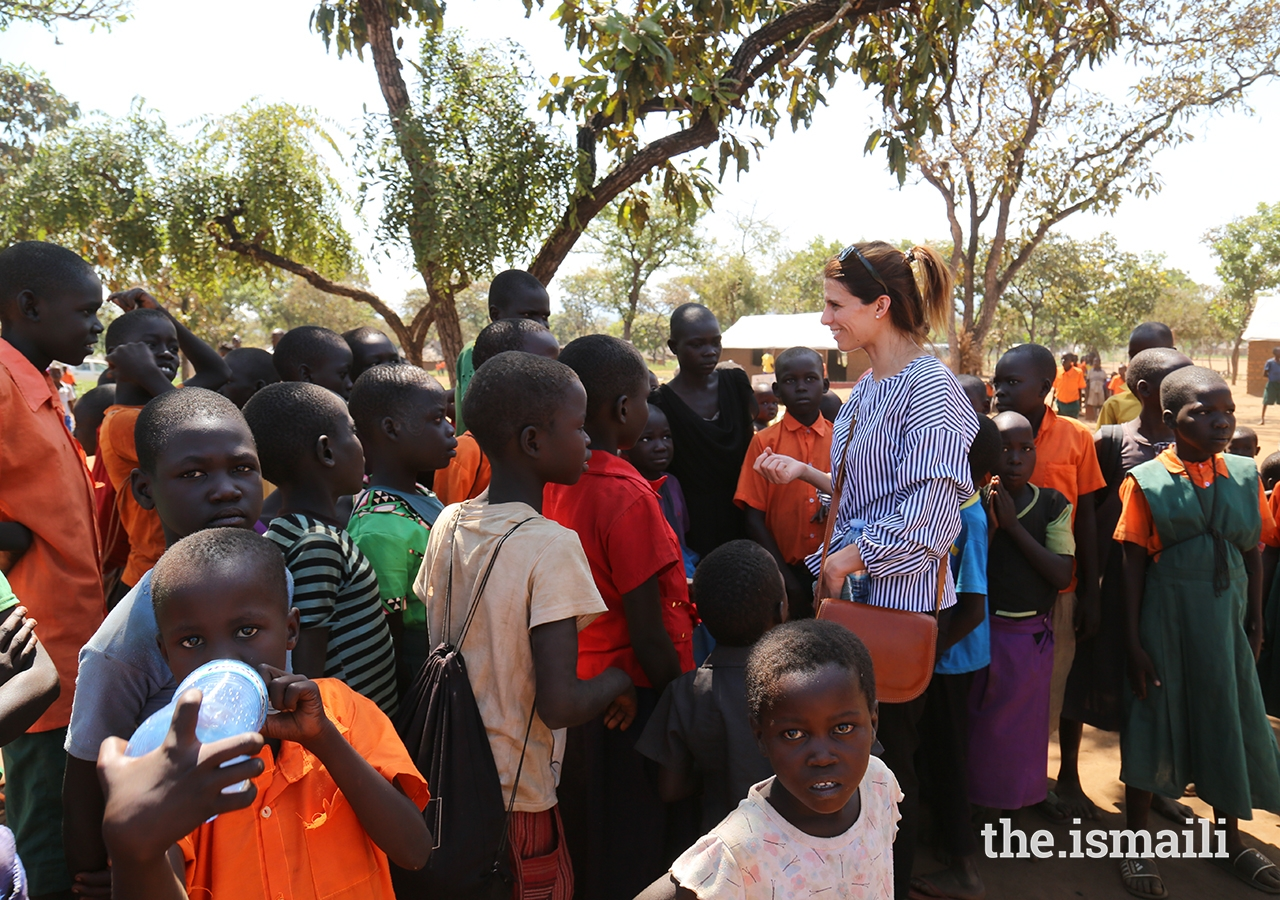 Farah Williamson is the co-founder of Project Shelter Wakadogo, a not-for-profit school in Gulu, Uganda.