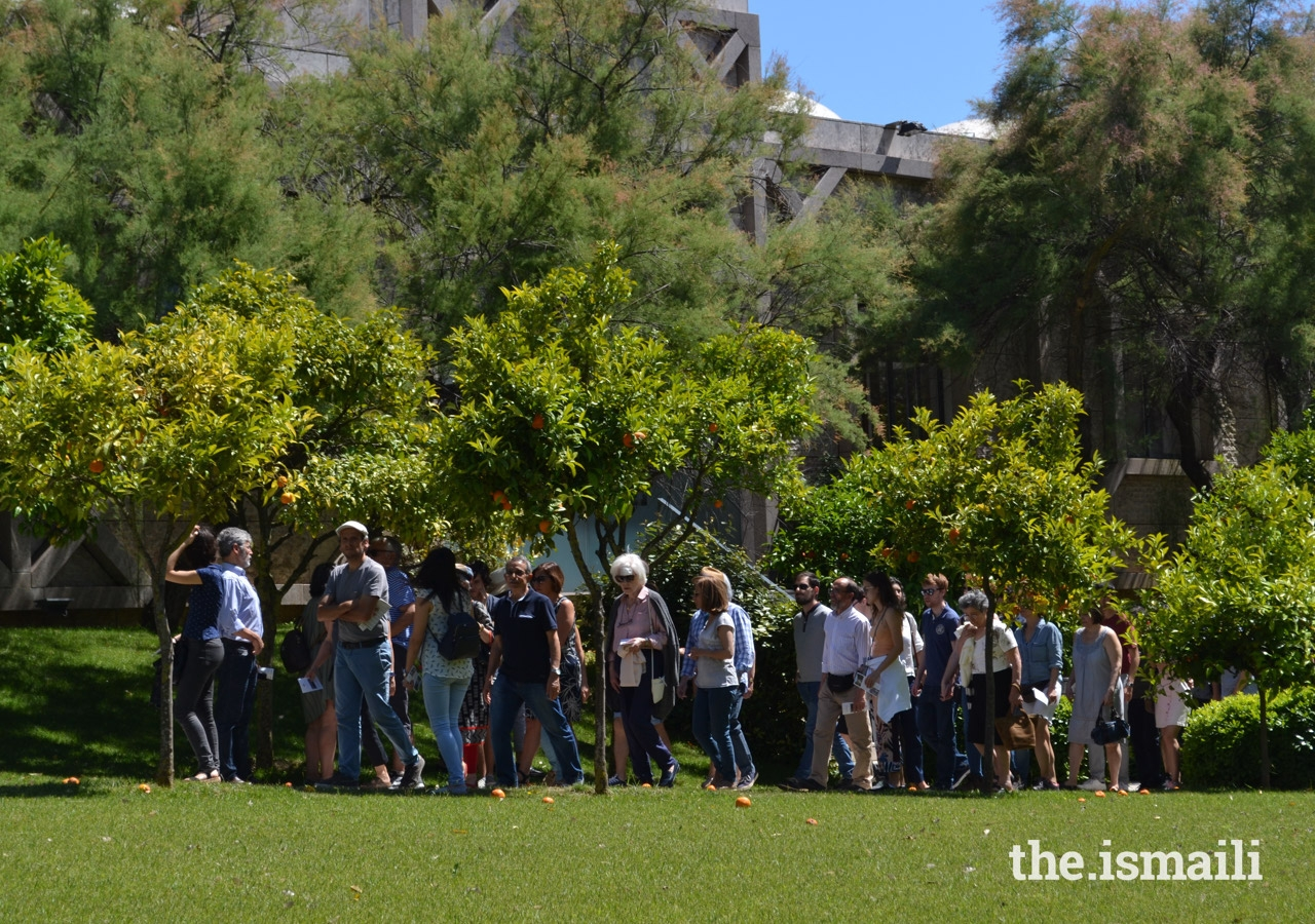 Ismaili Centre Lisbon Participates In Open Gardens Festival The Ismaili