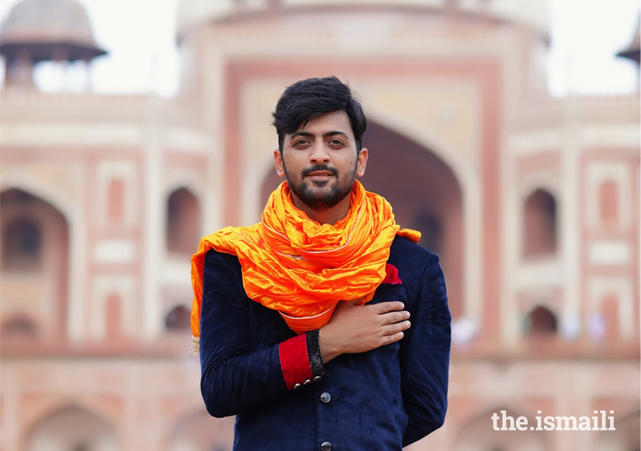 Jishan Thobani was inspired to pursue music as a career after performing for Mawlana Hazar Imam with Salim-Sulaiman in 2013.