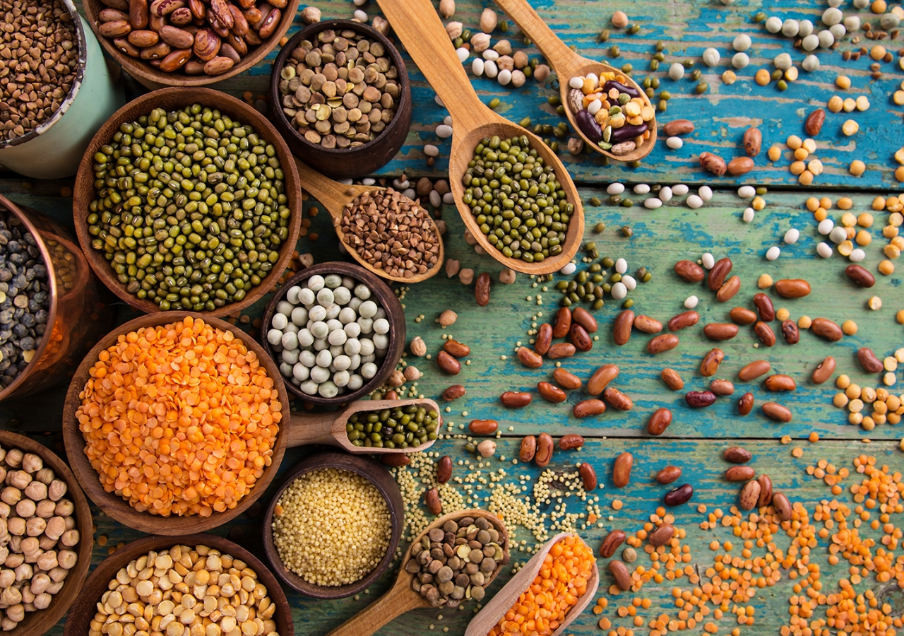 Spotlight on Pulses