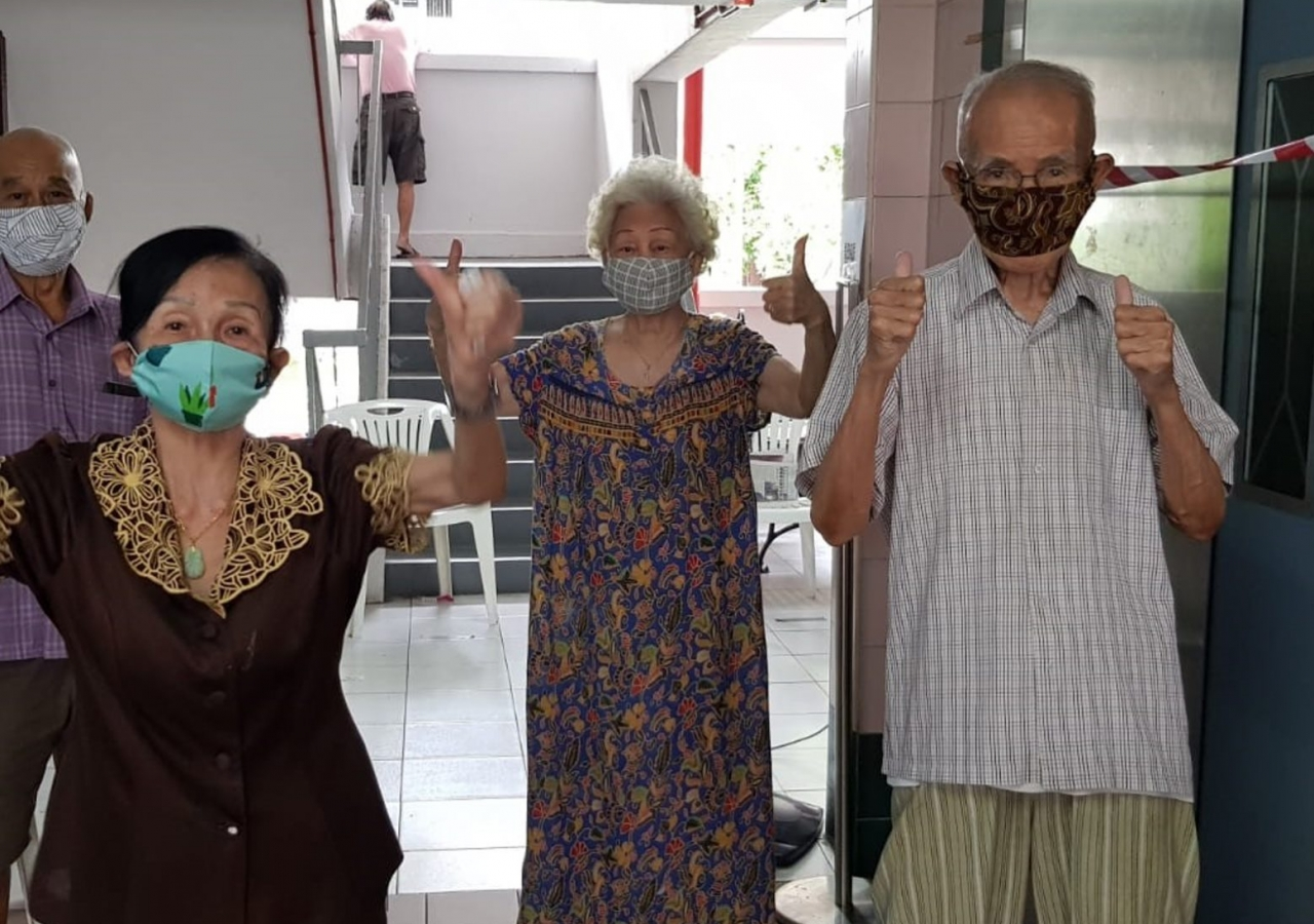Through the Ismaili CIVIC initiative, the Far East Jamat have promoted mask-wearing among local communities, to stop the spread of Covid-19 in the region.