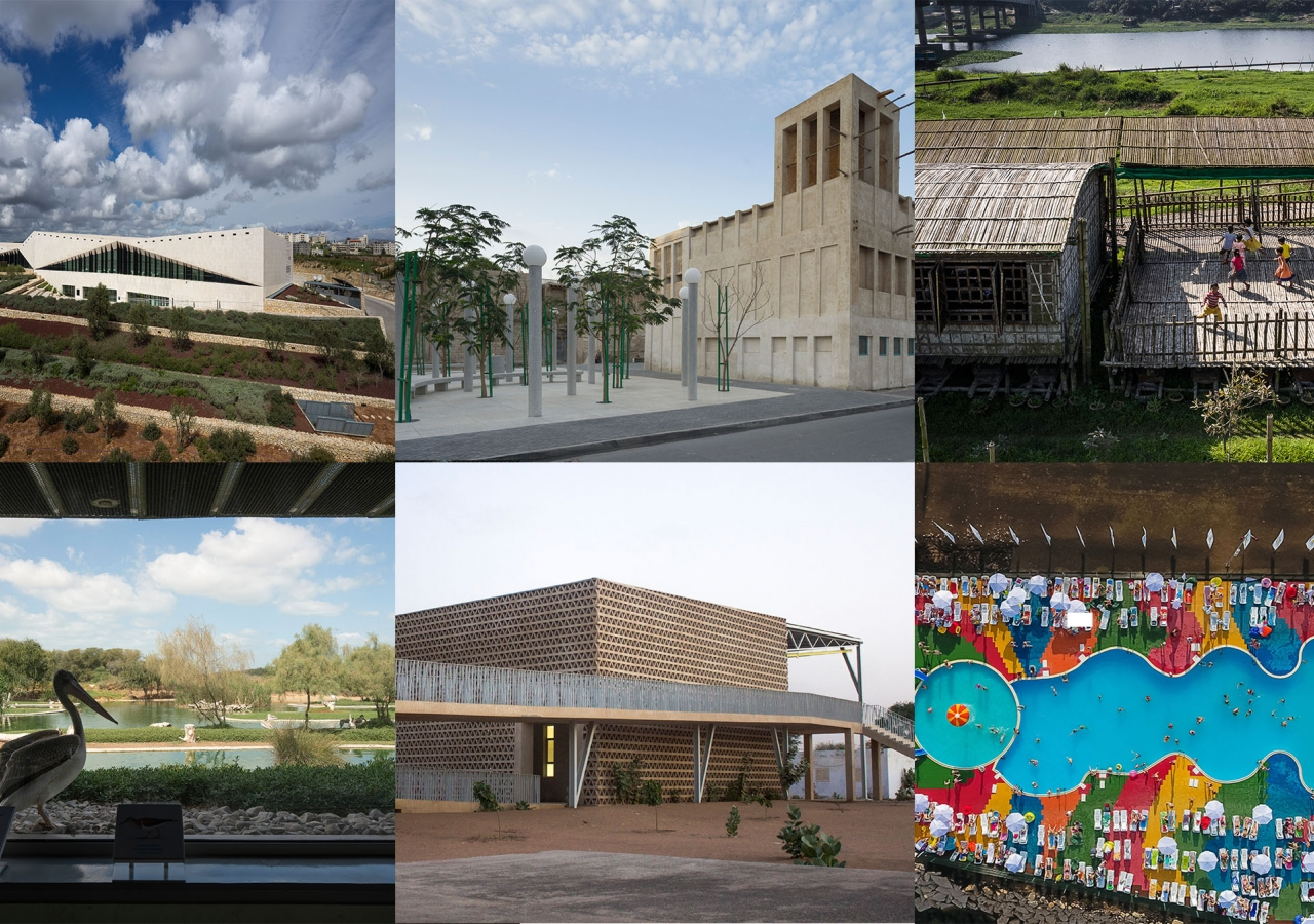 Winners of the 2019 Aga Khan Award for Architecture.