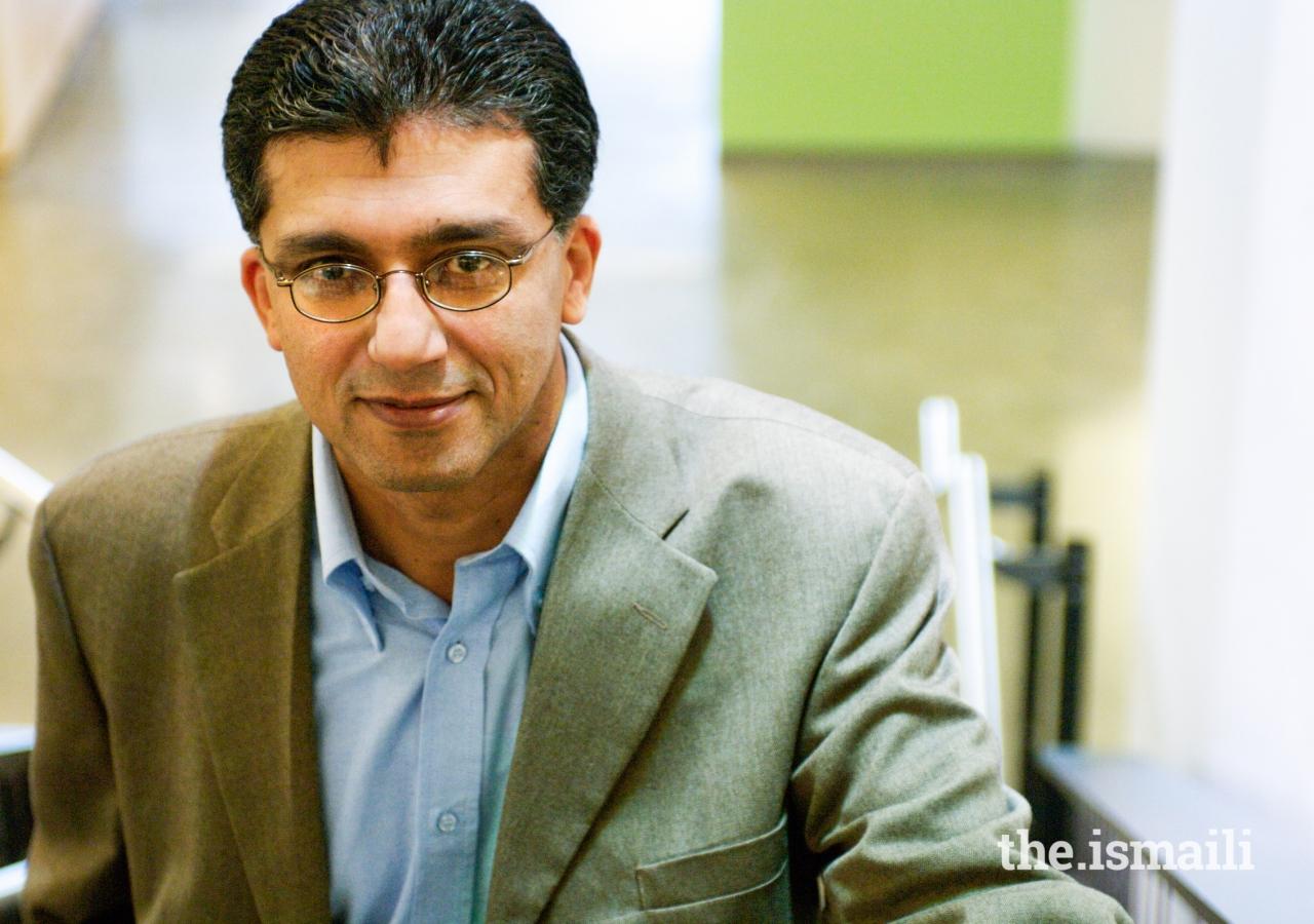 Khalil Pirani, Senior Project Architect, Kleinfelder, Boston, Massachusetts.