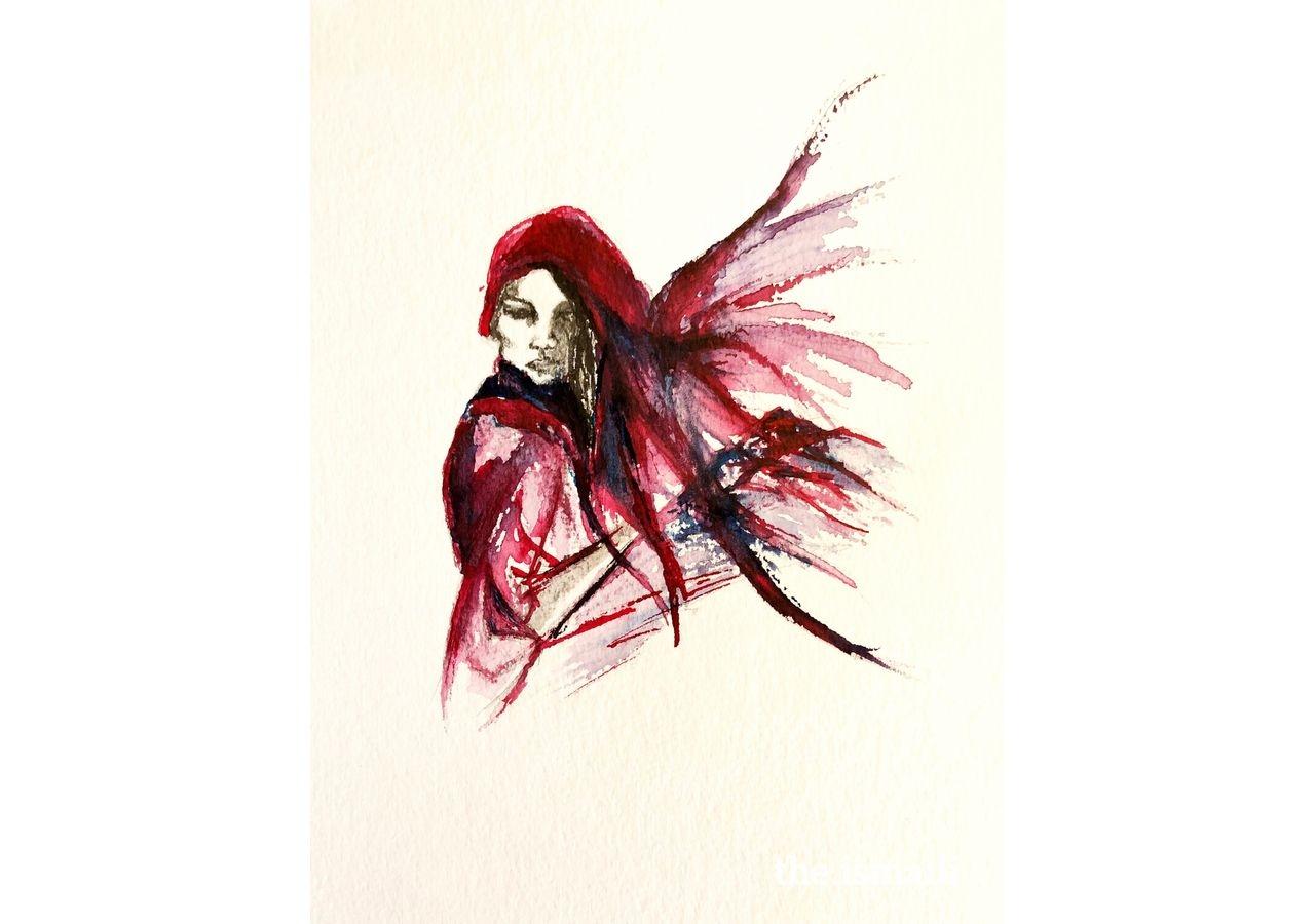 Red Sparrow, Nureen Bhimani, Atlanta