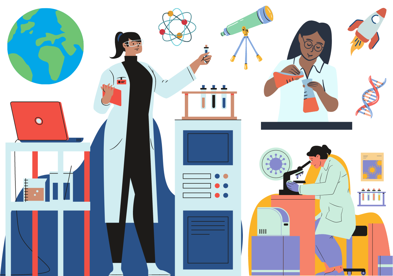 International Day of Women and Girls in Science is celebrated on 11 February every year to promote full and equal access to and participation in science for women and girls.