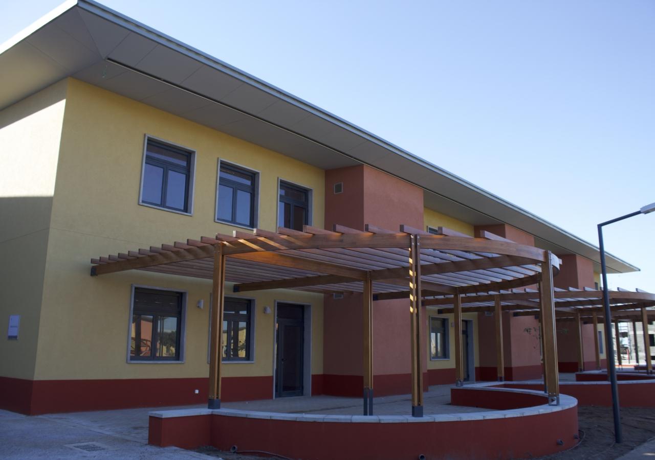 Senior School - Front View 2