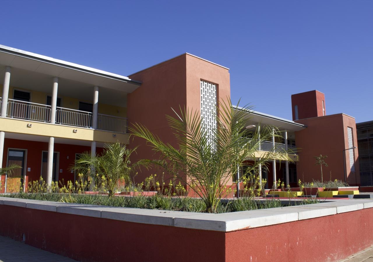 Senior School - Front View