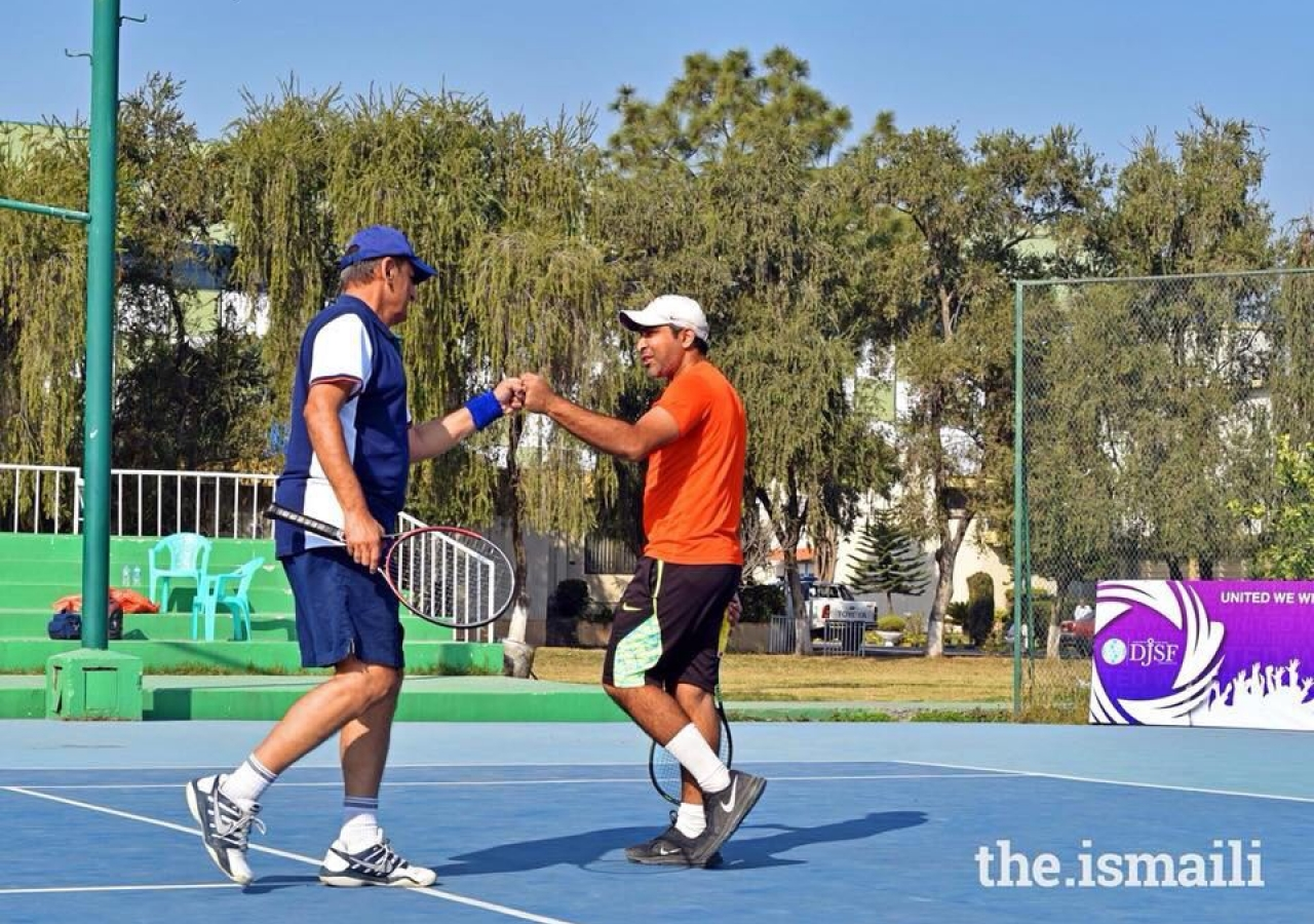 The DJSF National Games showcased team spirit and friendly competition
