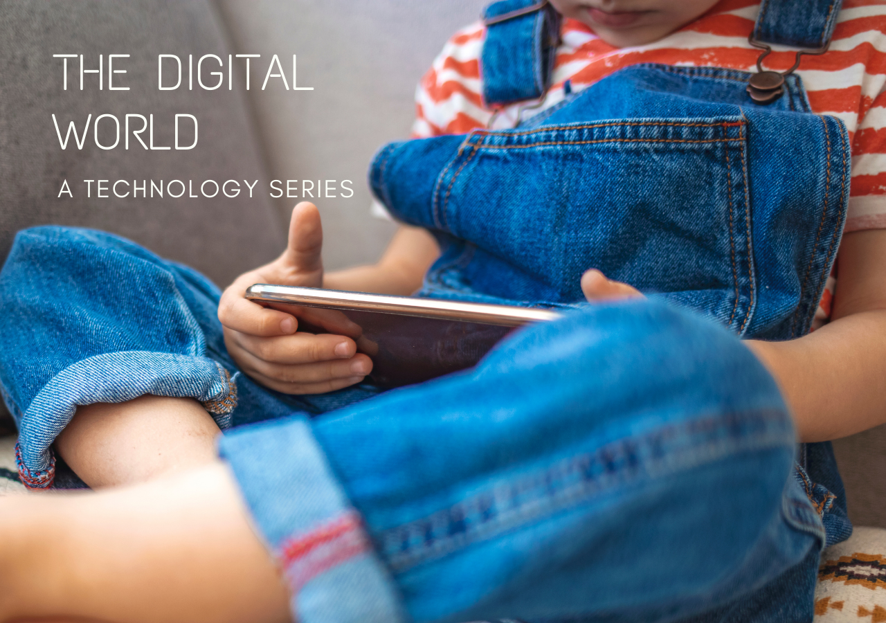 Children stand to benefit in many ways from technology, but it is important to be aware of the potentially harmful effects.