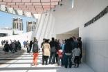 Thousands visited the Ismaili Centre during Doors Open Toronto 2015. Amir Hemraj