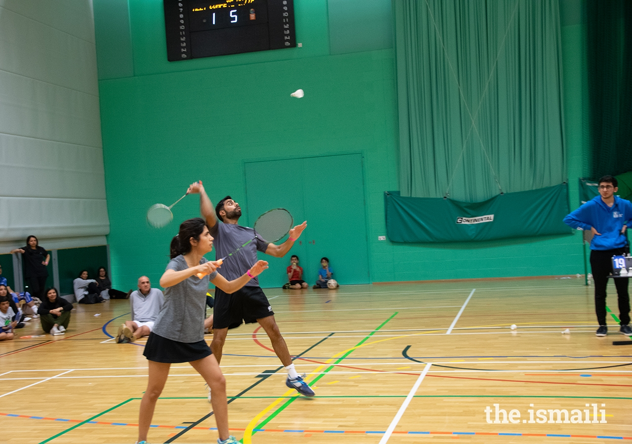 The Badminton competition took place during the Easter weekend 2019 at the European Sports Festival, held at the University of Nottingham.