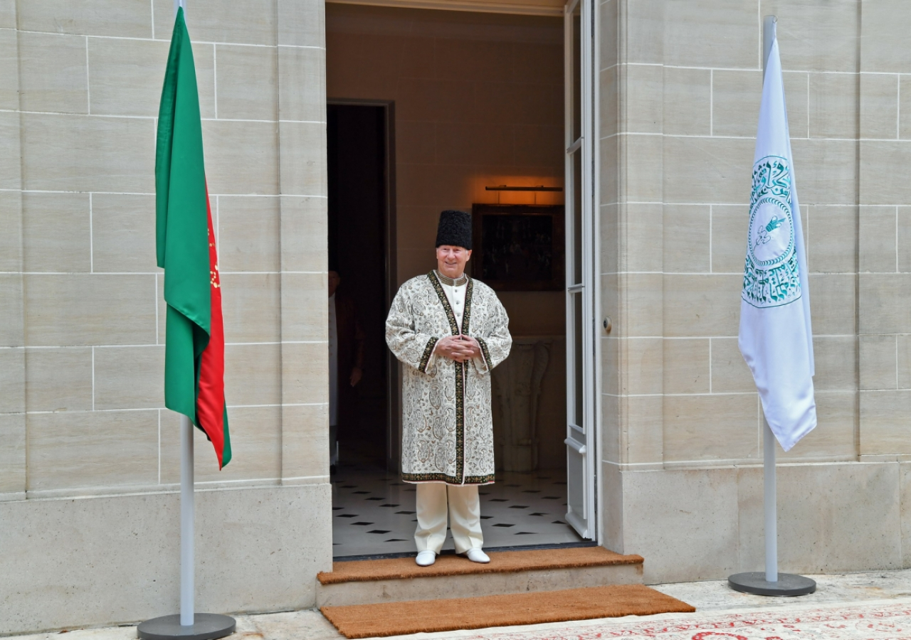 On 11 July 2017, His Highness the Aga Khan commences his Diamond Jubilee, marking 60 years as the Imam of the Shia Ismaili Muslims. He is only the fifth Imam in the 1,400 year history of the Ismaili Imamat to reach this epic milestone.