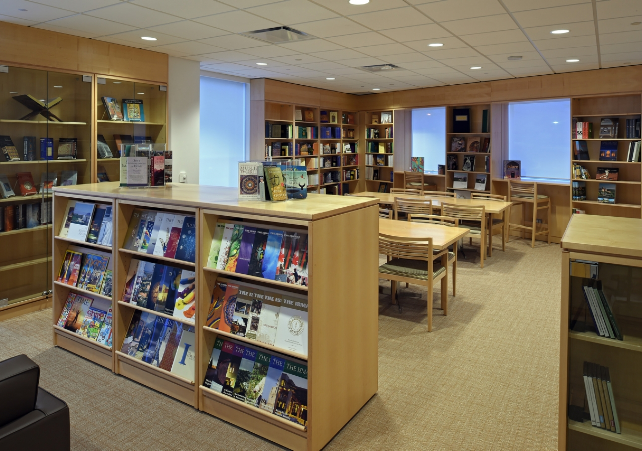 The library hosts reading and story time sessions for children and acts as a welcoming space for the community. Gary Otte