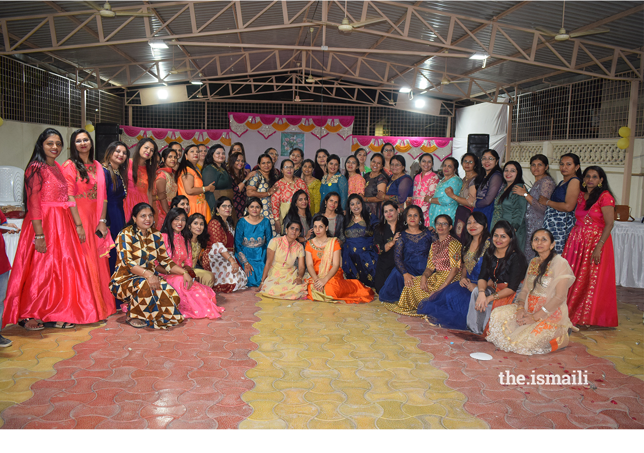 Group Photo of the Divas at the Diva Night