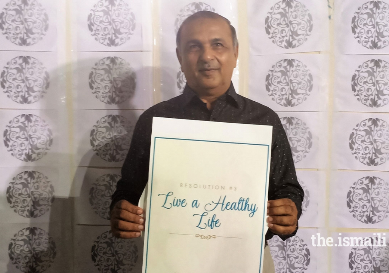 My Imamat Day Resolution 2019- North Eastern Gujrat