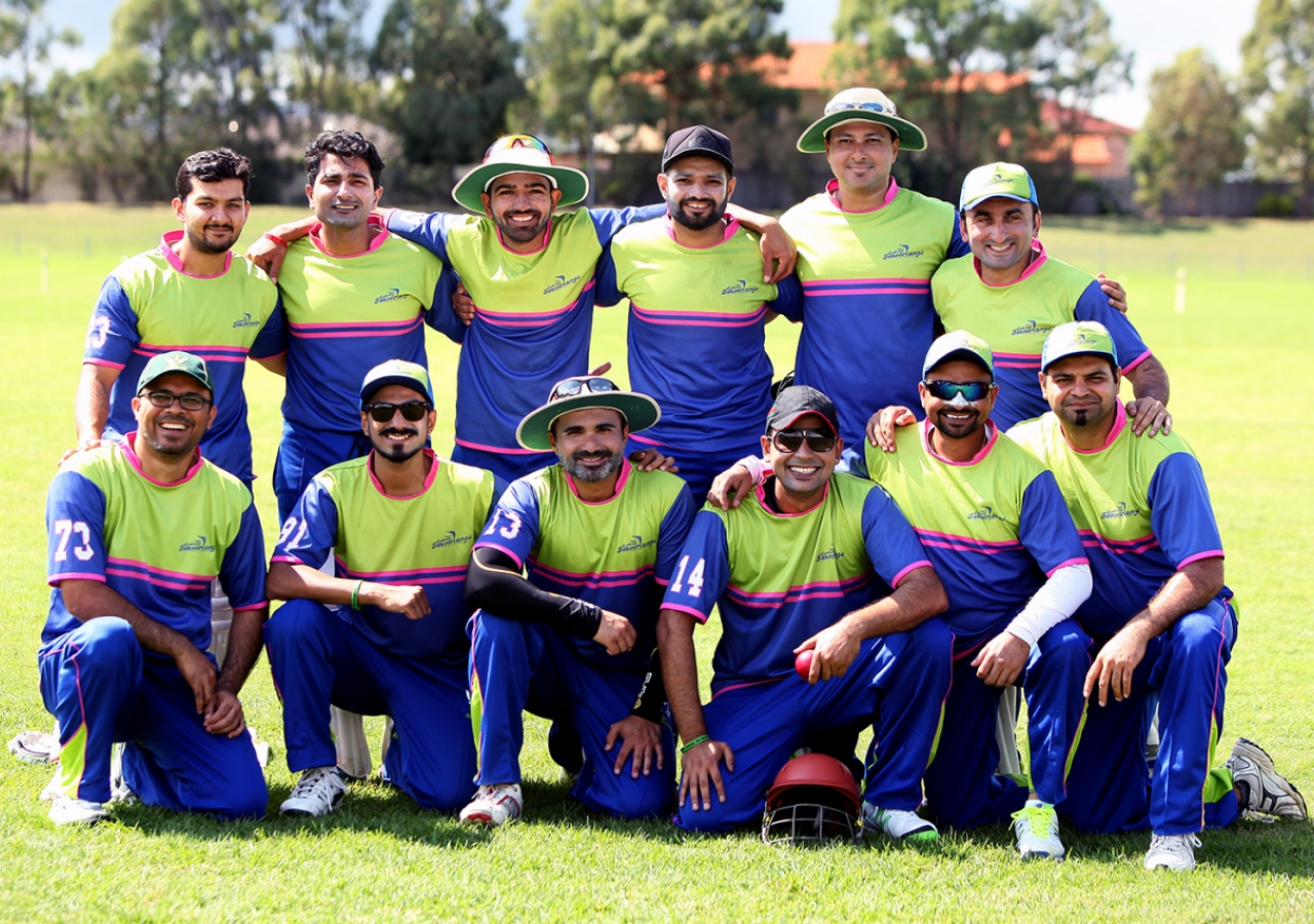 Team Sydney A - Cricket. Ismaili Council for ANZ