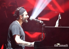 Vishal & Shekhar performed at Kings of Rhythm.