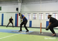 The Cricket competition took place during the Easter weekend at the European Sports Festival 2019.