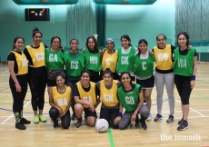 The Netball competition took place on Sunday 21 April 2019 at the European Sports Festival 2019, held at the University of Nottingham.