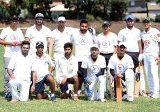 Team Sydney B - Cricket. Ismaili Council for ANZ
