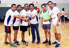 Volleyball - Team Brisbane. Ismaili Council for ANZ