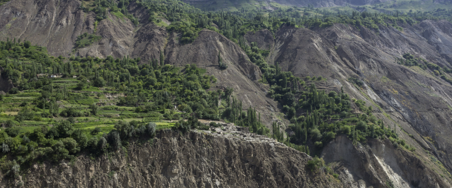 Pakistan ranks among the top ten countries affected by climate-induced disasters in the last two decades.