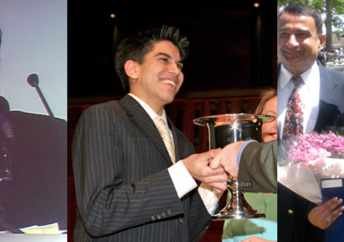 Champion debaters Iqbal Kassam, Shakir Rahim and Shama Barday argue that debating has improved their self-confidence, built their knowledge on a large variety of subjects, and equipped them with valuable tools for the future.