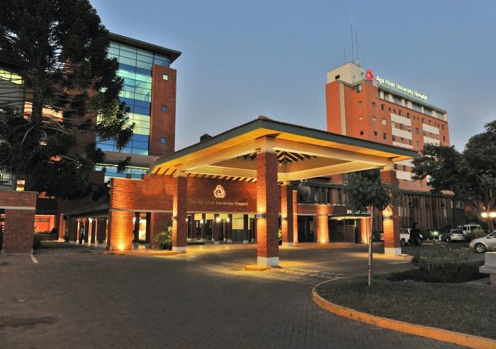 Aga Khan University Hospital, Nairobi.