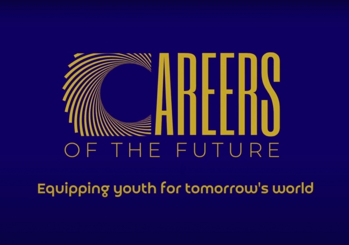 Careers of the Future hopes to prepare young people for the rapid changes taking place in workplaces across all fields in every part of the world.