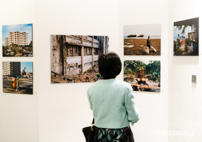 The Dreams and Dystopias exhibition in the Zamana Space at Ismaili Centre, London, offers an insight into East Africa's diverse geography and colonial legacy.