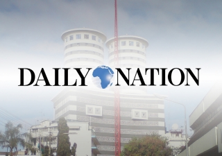 Founded by Mawlana Hazar Imam in 1959, the Nation Media Group is the largest independent media house in East and Central Africa. Arthur Buliva