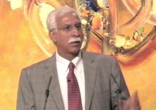 Firoz Rasul, President of the Aga Khan University, spoke at the Ismaili Centre, London on 8 July 2010, where he looked ahead toward the University's next 25 years.