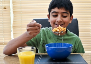 Eating breakfast every day can help improve concentration, reduce hunger and maintain a healthy weight.