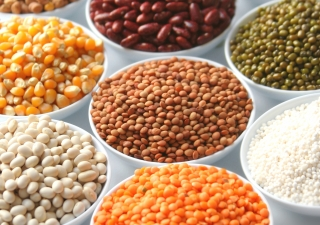 The fibre, complex carbohydrates and protein in pulses are a great combination for satisfying hunger and keeping you full, helping you to eat less overall and preventing your blood sugar from spiking too often.