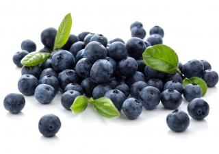 Feeri (blueberries).